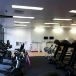 Jetts Gym Fitout